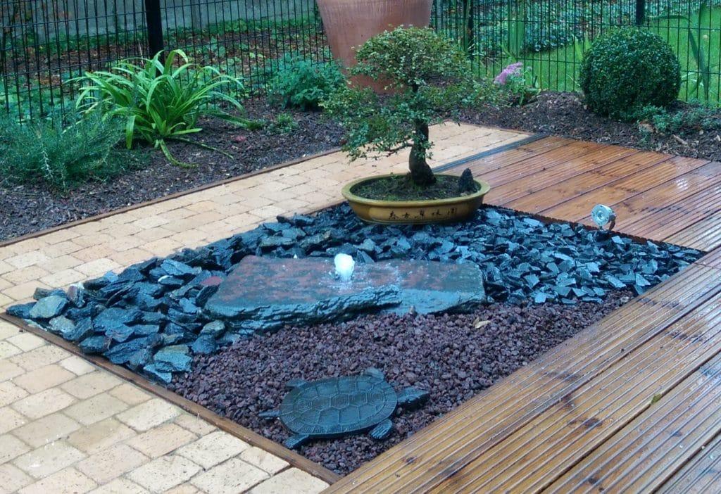 Fontaine de jardin : pour faire de son jardin un petit coin ...