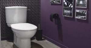 Décoration toilette, les idées déco qui vous vont bien