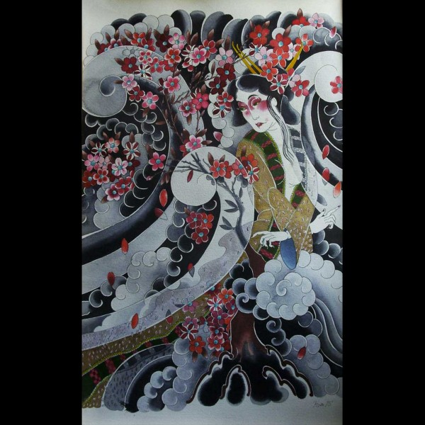 Dessin Tatoo Japonais 40 idées de tatouages japonais homme/femme • signification tattoo