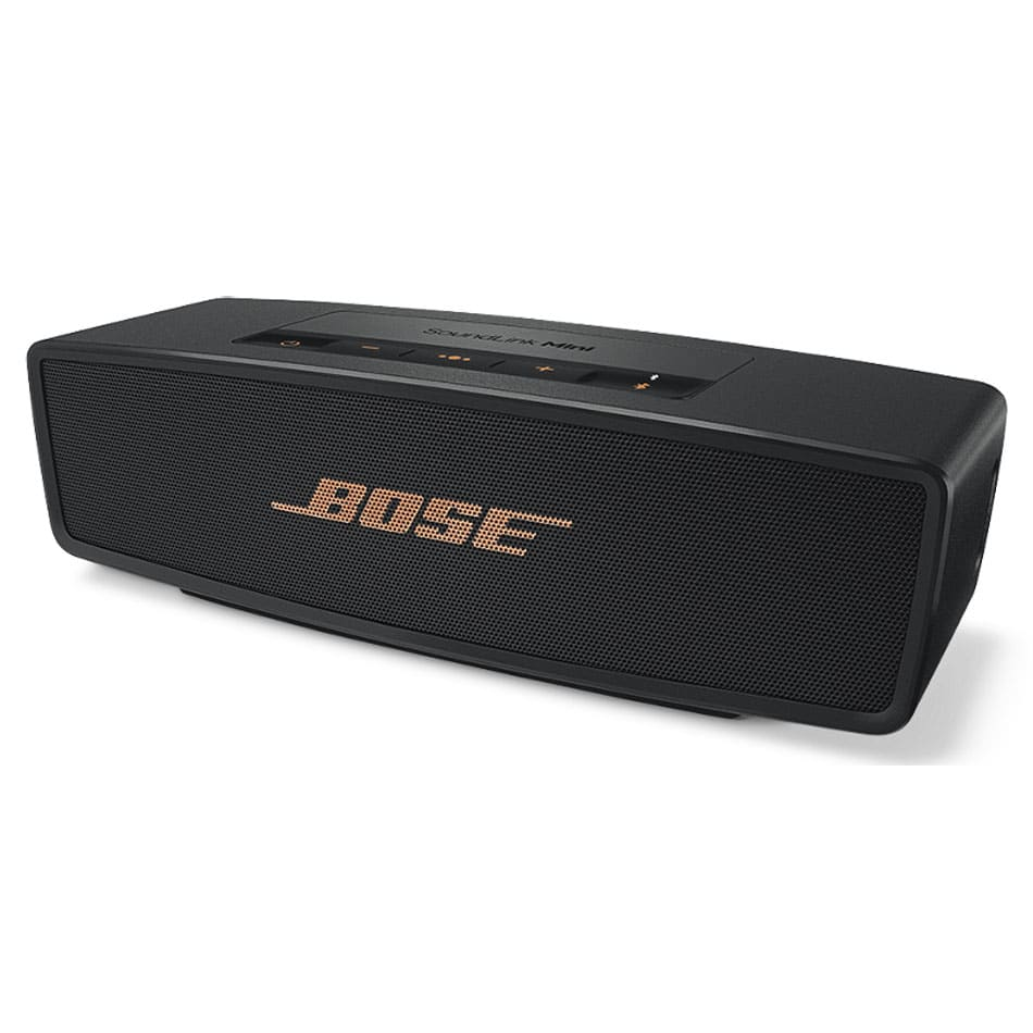 enceinte bluetooth bose soundlink puissance bose. Black Bedroom Furniture Sets. Home Design Ideas