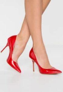Escarpin rouge