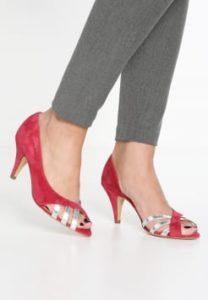 Escarpins sandale
