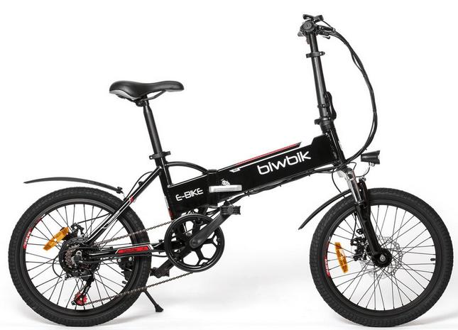 Velo életrique pliant e-bike