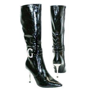 Botte a talon latex
