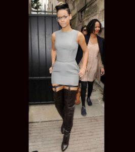 Cuissardes Rihanna