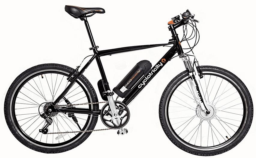 Vélo electrique Cyclocity
