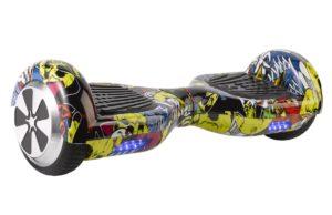 Gyropode design