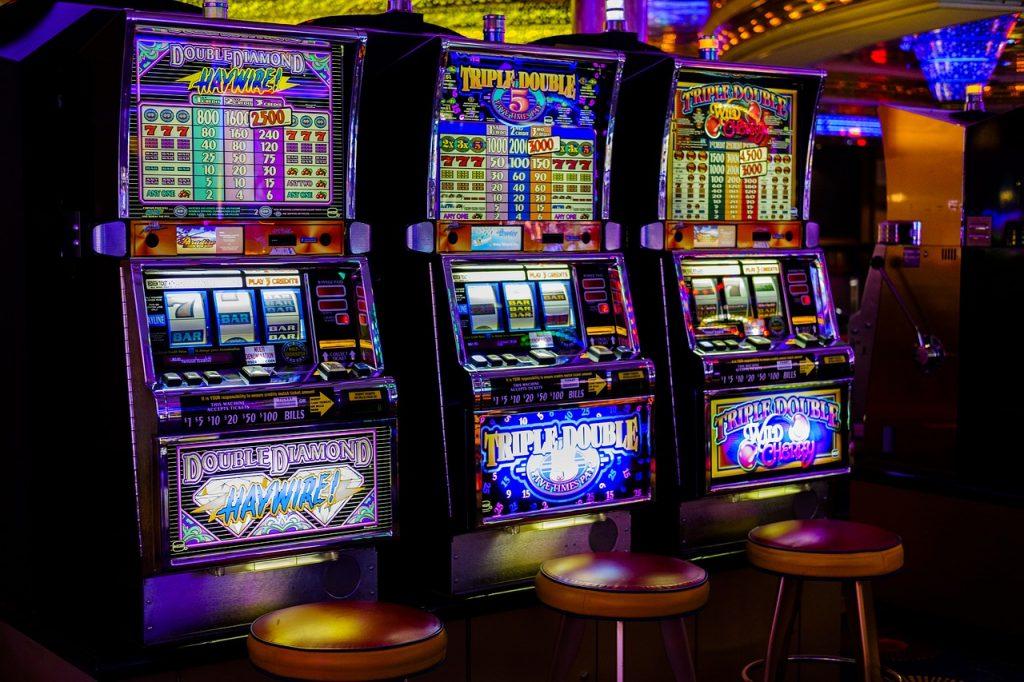Machine casino