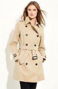 Trench coat femme