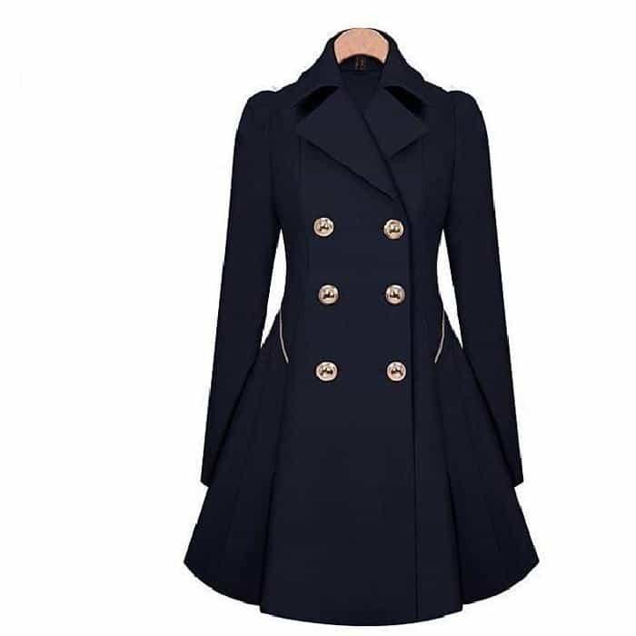 Femme Choisir Bien Vêtement Coat Phare Faut Qu'il Trench Ce 58aTwqx