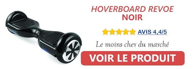 Hoverboard revoe noir