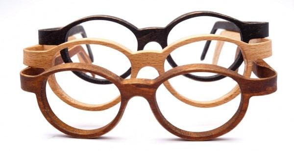 d02cc3db02ed8 Lunettes en bois   une tendance fun et originale
