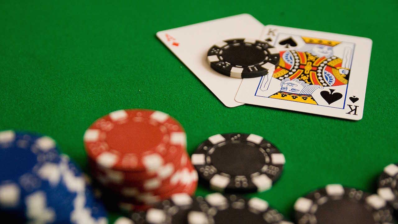 Jouer Au Poker