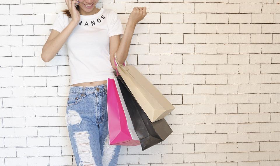 Sac pour le shopping