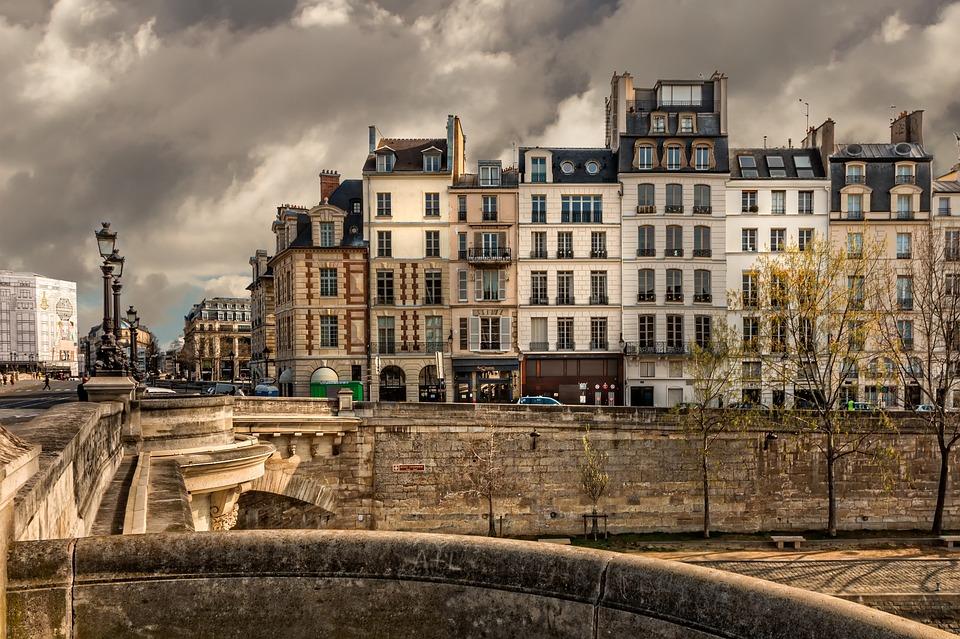 Visite de lieux à Paris