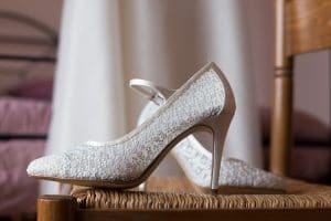 Chaussure pour mariage femme
