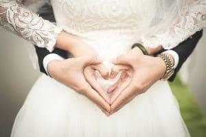 Contrat pour mariage
