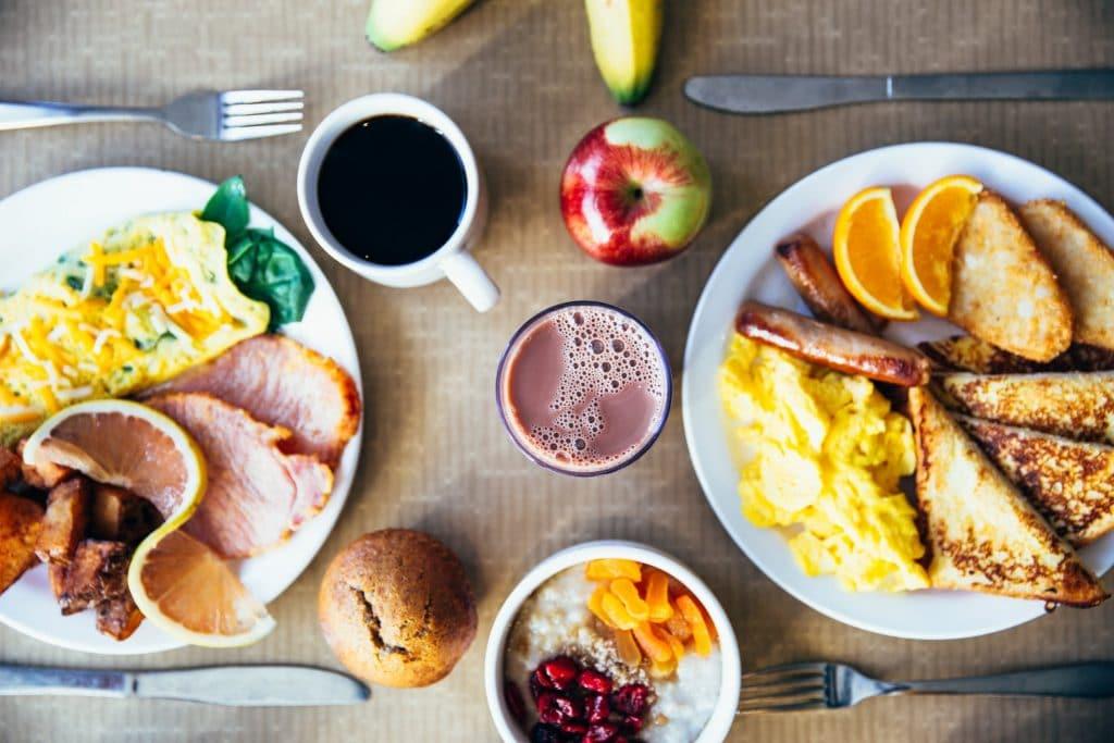 Petit-déjeuner protéiné : et si vous passiez au salé ?