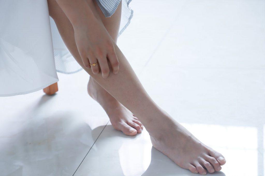 Le soin des pieds maison : les 3 étapes à suivre