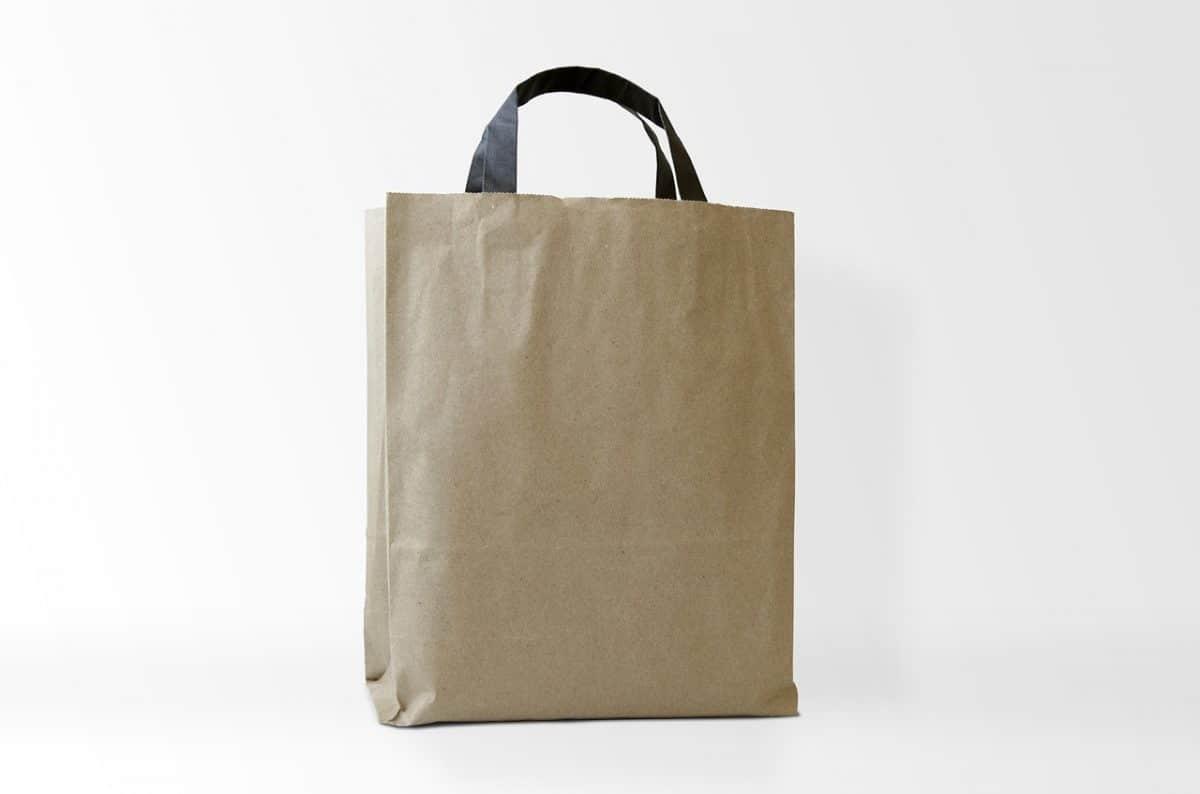 petit sac kraft pas cher