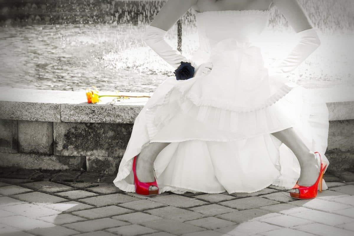 Où acheter votre chaussure de mariée