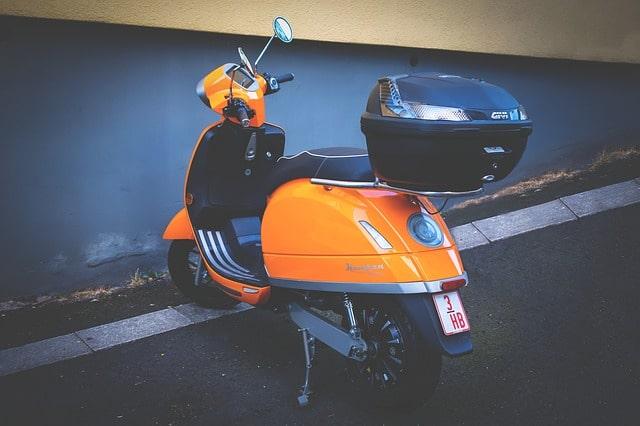 Une assurance pour votre scooter 125 cc