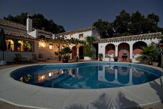 Les résidences aux villas de luxe