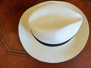 chapeaux de paille et les hommes